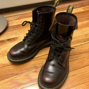 1460 Arcadia Dr Martens (Cherry Red)